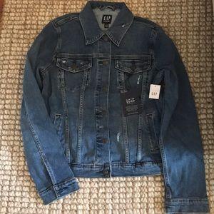 Gap Soft Wear Denim Jacket size small